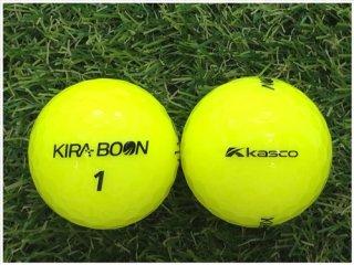 【ランク S級 】 キャスコ KIRA BOON 2018年モデル イエロー 1球 (09-02-01-20-S-001)