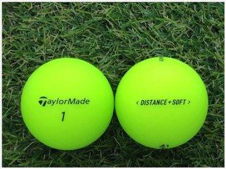 【ランク B級 】 テーラーメイド DISTANCE+SOFT 2019年モデル グリーン 1球 (08-08-04-50-B-001)