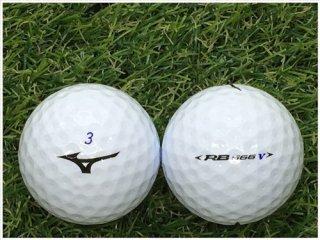 【ランク B級 】 ミズノ RB 566 V 2020年モデル ホワイト 1球 (10-01-01-00-B-001)