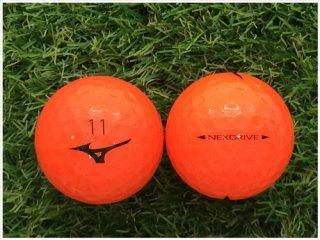 【ランク S級 】 ミズノ NEXDRIVE 2018年モデル オレンジ 1球 (10-05-01-10-S-001)