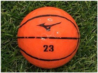 【ランク S級 】 ミズノ NEXDRIVE 2018年モデル スポーツ バスケ オレンジ 1球 (10-05-01-11-S-001)