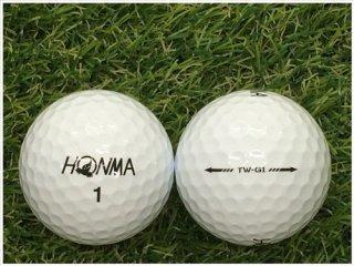【ランク B級 】 HONMA TW-G1 2017年モデル ホワイト 1球 (12-03-11-00-B-001)