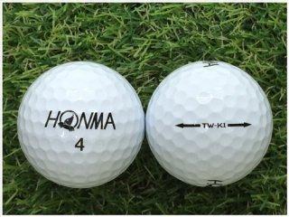 【ランク B級 】 HONMA TW-K1 ホワイト 1球 (12-03-08-00-B-001)