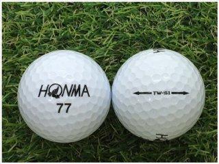 【ランク B級 】 HONMA TW-S1 ホワイト 1球 (12-03-07-00-B-001)