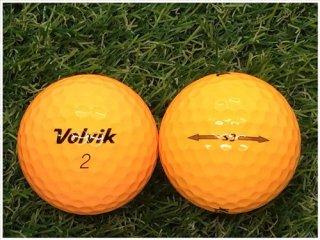 【ランク B級 】Volvik S3 オレンジ 1球 (12-06-03-10-B-001)