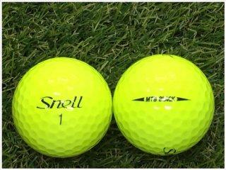 【ランク S級 】Snell Golf MTB BLACK  2019年モデル イエロー 1球 (12-09-05-20-S-001)