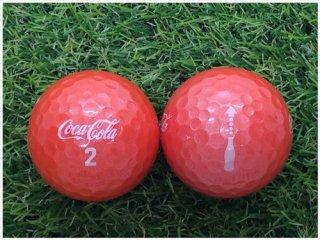 【ランク A級マーカー 】Coca-Cola コカ・コーラボール レッド 1球 (12-13-00-40-M-001)