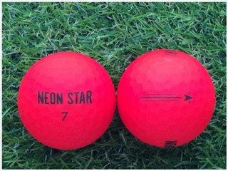 【ランク S級 】NEON STAR ネオンスター 蛍光マットカラー レッド 1球 (12-14-00-40-S-001)