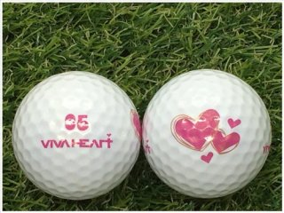 【ランク B級 】VIVA HEART VHL 003  2018年モデル ホワイト 1球 (12-18-03-00-B-001)