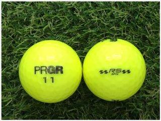【ランク B級 】PRGR RS SPIN  2016年モデル イエロー 1球 (12-19-11-20-B-001)