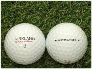【ランク B級 】希少商品 KIRKLAND  Signature ホワイト 1球 (12-21-23-00-B-001)