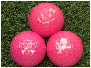 【ランク S級 】希少商品 IDATEN X  angel 超高反発 非公認球 パールピンク 1球 (12-21-20-30-S-001)