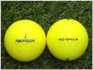 【ランク S級 】NEXGEN D-SPEC  2017年モデル イエロー 1球 (12-15-03-20-S-001)