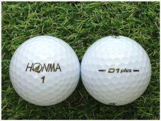 【ランク B級 】 本間ゴルフ HONMA D1 plus2019年モデル ホワイト 1球 (12-03-04-00-B-001)