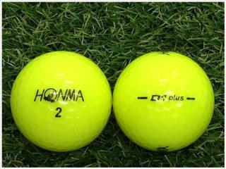 【ランク B級 】 本間ゴルフ HONMA D1 plus2019年モデル イエロー 1球 (12-03-04-20-B-001)