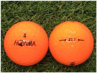 【ランク B級 】 本間ゴルフ HONMA D1  2020年モデル オレンジ 1球 (12-03-19-10-B-001)