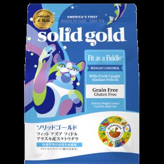 ソリッドゴールド フィット アズア フィドル500g