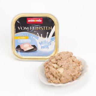 アニモンダ フォムファインステン ミルキース アダルト鶏・ミルク100g