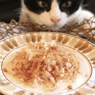 【待ちきれない美味しさ!塩分25%カット!】ペッツルート 減塩かつおけずり ふわふわ花(20g)