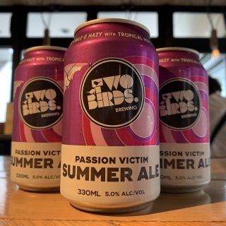 Two Birds Passion Victim Summer Ale  ツーバーズ パッションビクティム サマーエール
