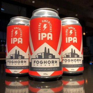 FOGHORN BREWING Young Americans IPA フォグホーン ブリューイング ヤングアメリカン アイピーエー<img class='new_mark_img2' src='https://img.shop-pro.jp/img/new/icons1.gif' style='border:none;display:inline;margin:0px;padding:0px;width:auto;' />