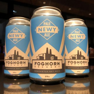 FOGHORN BREWING Newy Pale Ale フォグホーン ブリューイング ニュウィー ペールエール<img class='new_mark_img2' src='https://img.shop-pro.jp/img/new/icons1.gif' style='border:none;display:inline;margin:0px;padding:0px;width:auto;' />