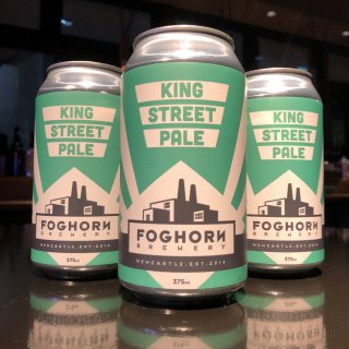 FOGHORN BREWING King Street Pale Ale フォグホーン ブリューイング キングストリート ペールエール<img class='new_mark_img2' src='https://img.shop-pro.jp/img/new/icons1.gif' style='border:none;display:inline;margin:0px;padding:0px;width:auto;' />