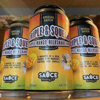 Sauce Triple & Squeak ソース トリプル&スクウィーク