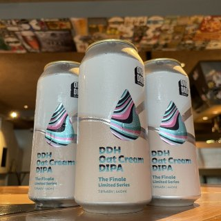 ONE DROP DDH Oat Cram DIPA - The Finale ワンドロップ ディーディーエイチ オートクリームダブルアイピーエー<img class='new_mark_img2' src='https://img.shop-pro.jp/img/new/icons6.gif' style='border:none;display:inline;margin:0px;padding:0px;width:auto;' />