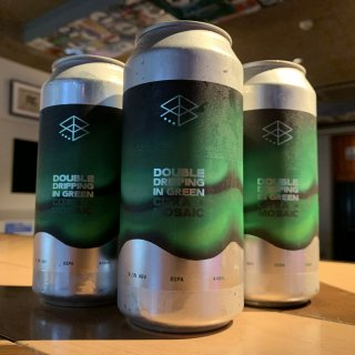 RANGE Double Dripping In Green : Citra + Mosaic レンジ ダブルドリッピング イン グリーン:シトラ+モザイク<img class='new_mark_img2' src='https://img.shop-pro.jp/img/new/icons13.gif' style='border:none;display:inline;margin:0px;padding:0px;width:auto;' />
