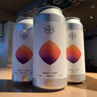 RANGE Peach + Plum Sour Ale レンジ ピーチ+プラムサワーエール<img class='new_mark_img2' src='https://img.shop-pro.jp/img/new/icons13.gif' style='border:none;display:inline;margin:0px;padding:0px;width:auto;' />