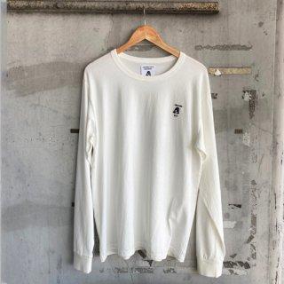 <img class='new_mark_img1' src='https://img.shop-pro.jp/img/new/icons22.gif' style='border:none;display:inline;margin:0px;padding:0px;width:auto;' />TACOMA FUJI HANDWRITING LOGO  embroidery LS shirt