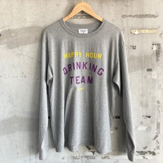 <img class='new_mark_img1' src='https://img.shop-pro.jp/img/new/icons22.gif' style='border:none;display:inline;margin:0px;padding:0px;width:auto;' />HAPPY HOUR DRINKING TEAM LS designed by shuntaro watanabe