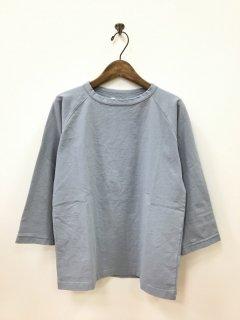 E.m.m.M ボートネック8分袖Tシャツ