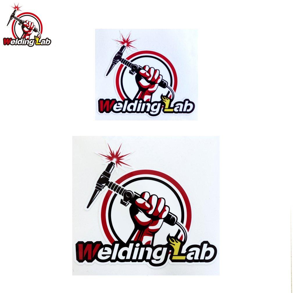 WeldingLabステッカー
