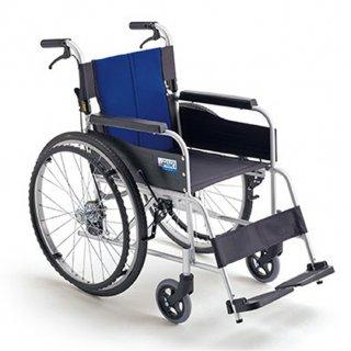 【大型商品】ミキ 車椅子【自走式】