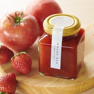 苺とトマトのコンフィチュール