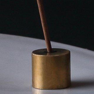真鍮のインセンスフォルダー