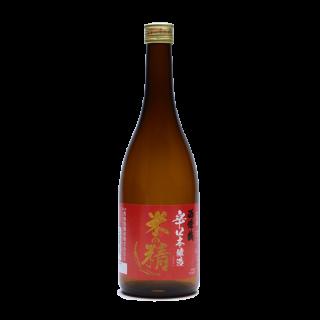 辛口本醸造「米の精」