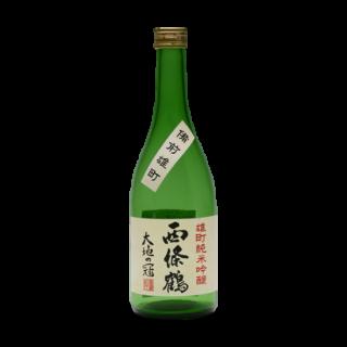 純米吟醸「大地の冠」720ml