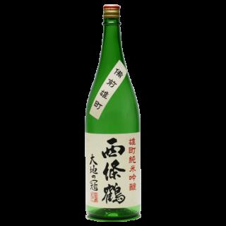 純米吟醸「大地の冠」1800ml