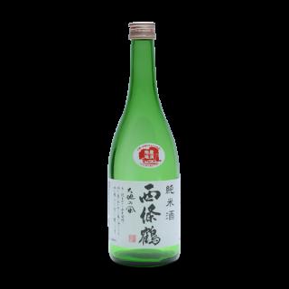 純米酒「大地の風」720ml