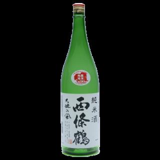 純米酒「大地の風」1800ml