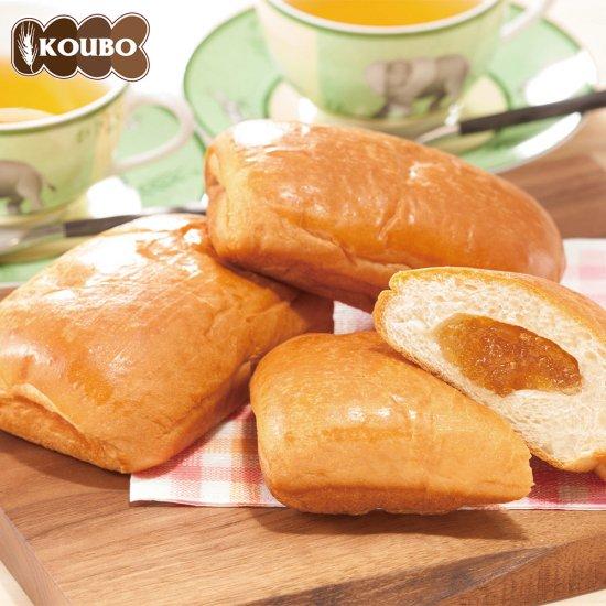 長野県産りんごジャムパン 12個入り