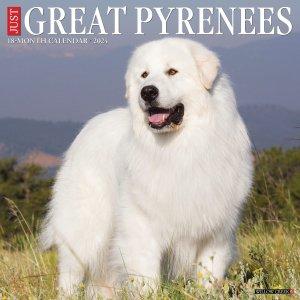 WillowCreek グレートピレニーズ カレンダー Great Pyrenees