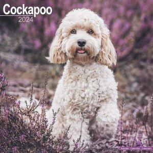 Avonside コッカプー カレンダー Cockapoo