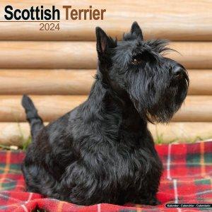 Avonside スコティッシュテリア カレンダー Scottish Trreier
