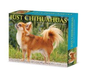 【日めくりカレンダー】Willow Creek チワワ JUST Chihuahuas