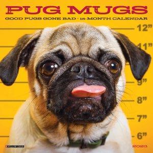WillowCreek Pug Mugs 【ミニ】パグカレンダー