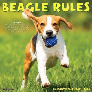 WillowCreek Beagle Rules カレンダー
